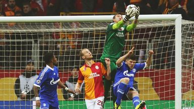 Fernando Muslera: Galatasaray keeper has been linked with Man City
