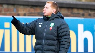 Neil Lennon: Feels Celtic should have had an earlier penalty