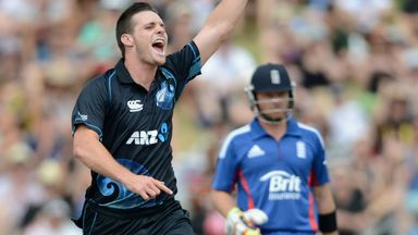 Mitchell McClenaghan: Momentum key to New Zealand success