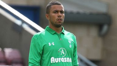 Jordan Archer: Hoping to break into Tottenham first team