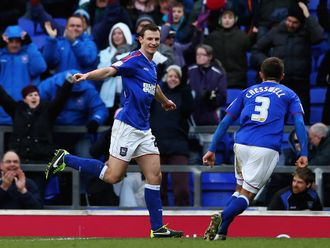 Tommy Smith: Has secured his future at Ipswich