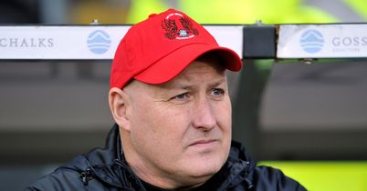 Russell Slade: Disappointed at cup exit