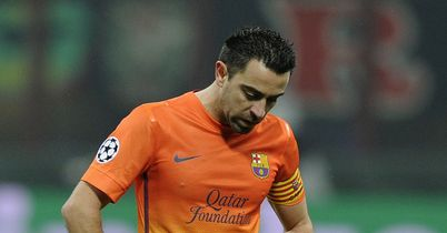Xavi: Knows Barcelona must bounce back from their loss to Milan