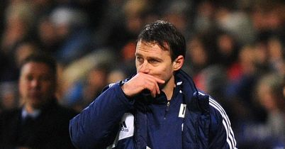 Dougie Freedman: Bolton's defending against Peterborough pleases boss