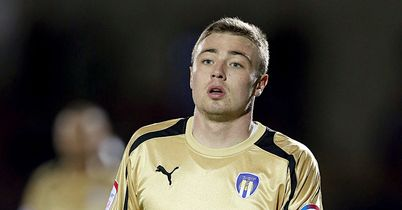 Freddie Sears: On the mark for Colchester