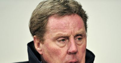 Harry Redknapp: His troops are seven points from safety