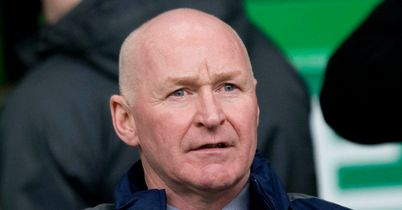 John Brown: Dundee interim boss remains positive