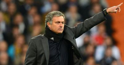 Jose Mourinho: Set to return to Stamford Bridge?