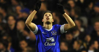 Kevin Mirallas: Put Everton on their way with the opening goal of the game