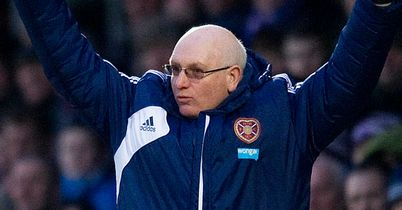 John McGlynn: Left Hearts after St Mirren loss