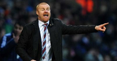 Sean Dyche: Clarets on poor run of form