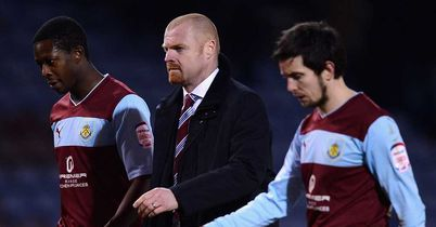 Sean Dyche: Burnley manager unhappy with performance in 1-0 defeat to Huddersfield