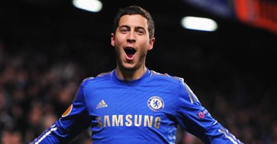 Eden Hazard: Notched a last-gasp goal to send Chelsea through