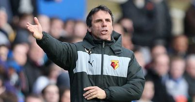 Gianfranco Zola: Set to start Briggs