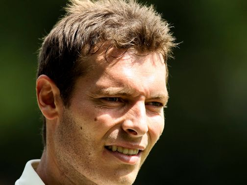 Chris Tremlett: Making good progress towards full fitness