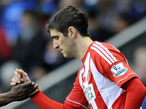 Graham: Made his Sunderland debut at Reading