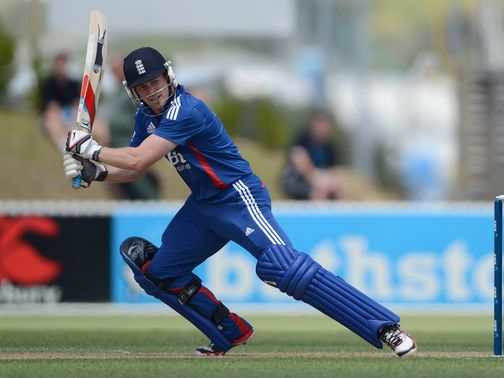 Eoin Morgan: Could miss out