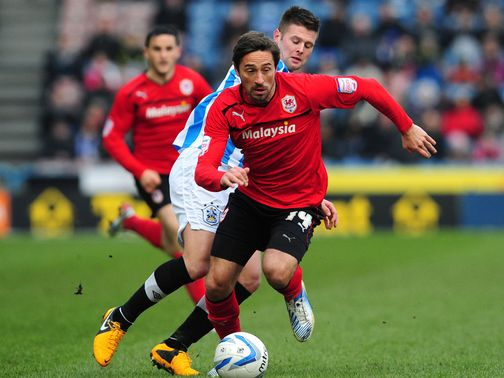 Cardiff were held to a goalless draw at Huddersfield