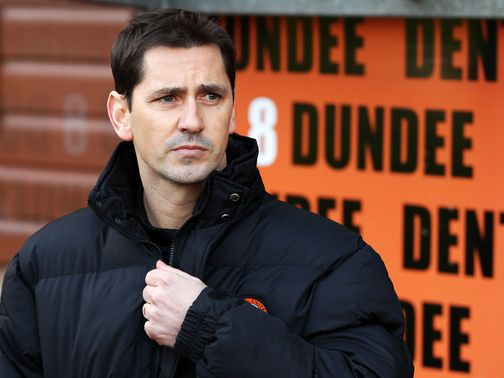 Jackie McNamara: Could be without six first-team players
