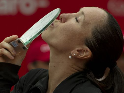 Jelena Jankovic: Claimed 13th WTA Tour title