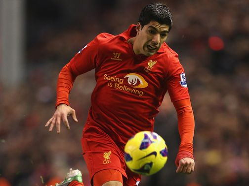 Luis Suarez: Looking for goals