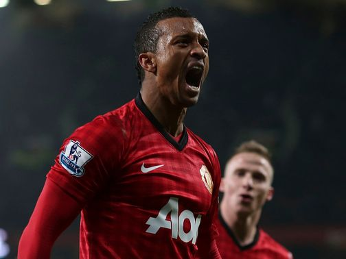 Nani fired United into the lead