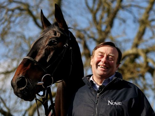Sprinter Sacre: Nicky Henderson taking nothing for granted