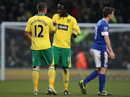 Norwich: Fancied to bag another home victory