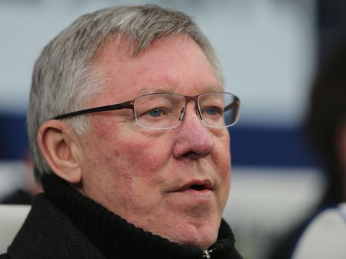 Sir Alex Ferguson: Hoping for Manchester United success