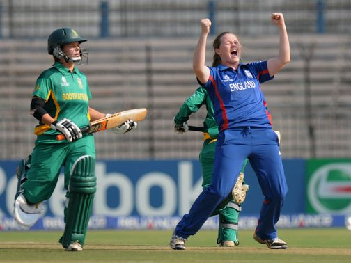 Anya Shrubsole: Outstanding form continued against South Africa