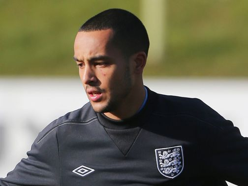 Theo Walcott: Enjoys striking role
