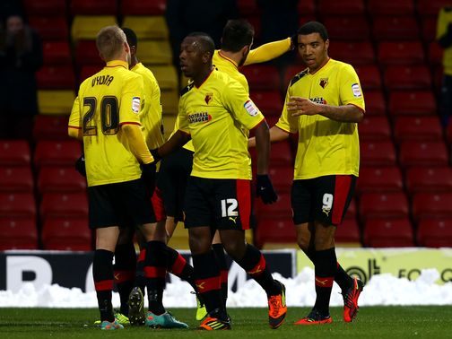 Watford: Have brought in 11 players on temporary deals