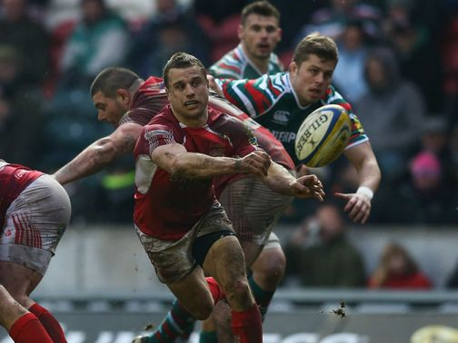Tyson Keats: Welsh scrum-half