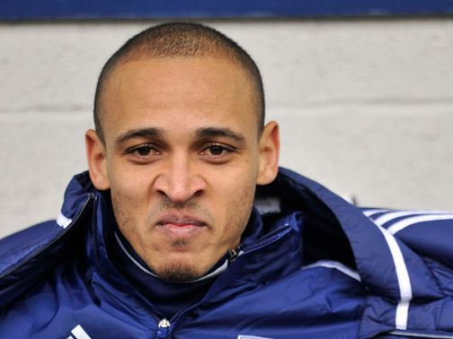 Peter Odemwingie: Hit out at West Brom on Twitter