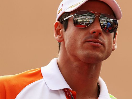 Adrian Sutil: In the frame for a Force India drive