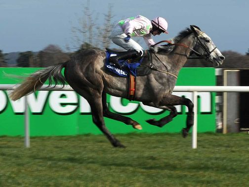 Champagne Fever: Second win over hurdles is a Grade 1 success