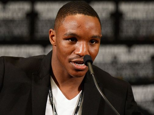 Devon Alexander: Was tempted by a fight with Floyd Mayweather