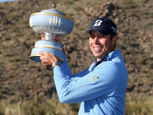 Matt Kuchar: Classy display in Arizona