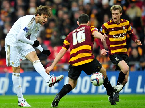 Michu: Loving life at Swansea