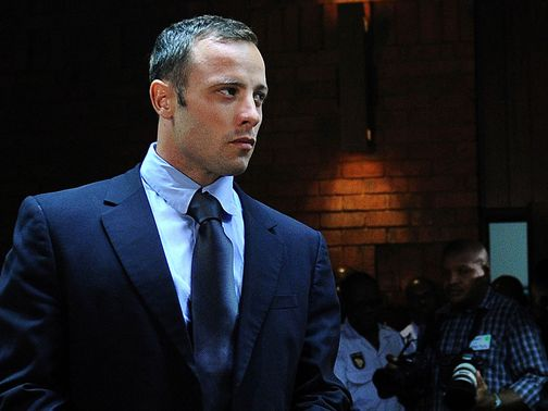 Oscar Pistorius: Charged with murder