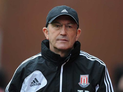 Tony Pulis: Frustrated by away results