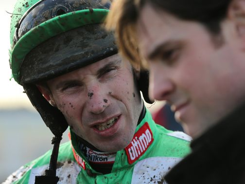 Wayne Hutchinson: Looking forward to his ride on Sunday