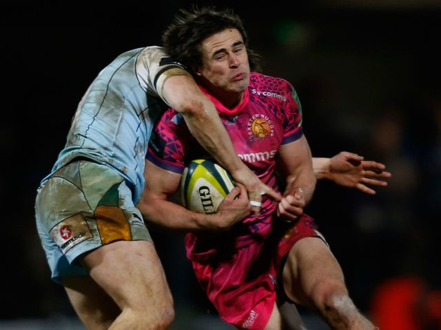 Exeter got the better of Northampton