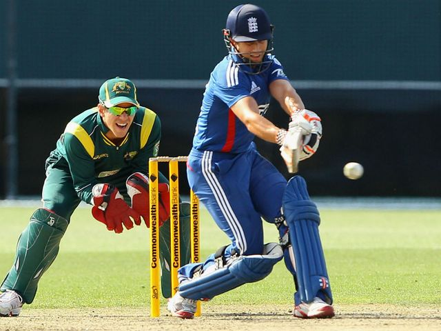 James Taylor: Lone hand for England Lions