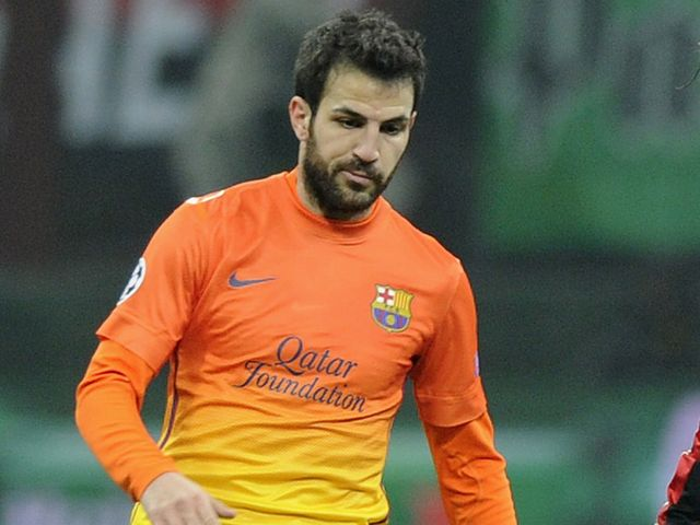 Cesc Fabregas: Believes Barca doubt is unfair