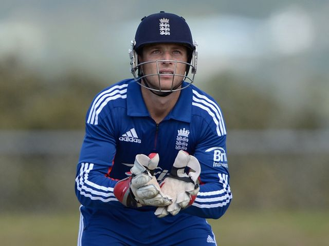 Jos Buttler: Delighted with his display in England victory