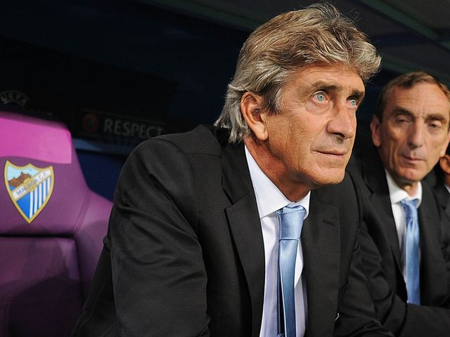 Manuel Pellegrini: Malaga coach expects another open game in second leg