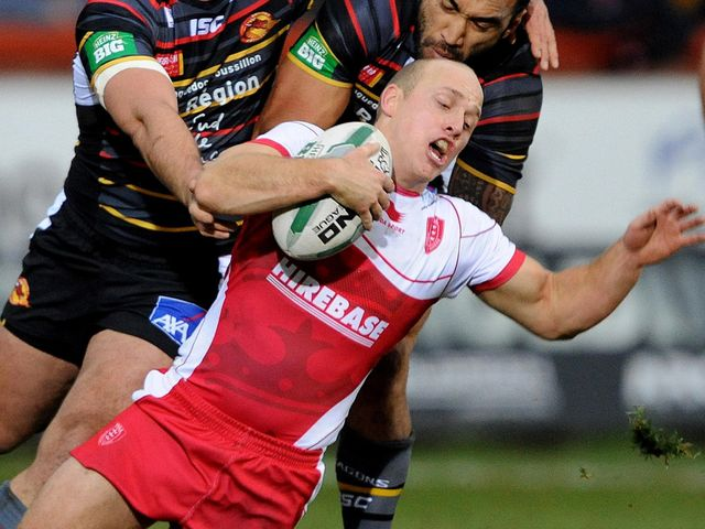 Michael Dobson: Six successful kicks from seven attempts