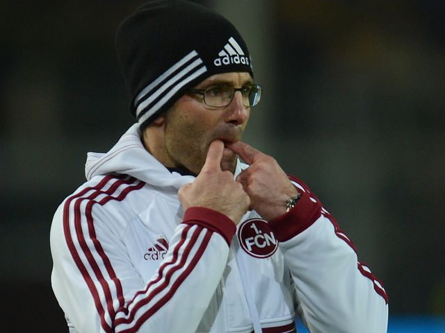 Michael Wiesinger: Hoping to go 10 points clear of Augsburg