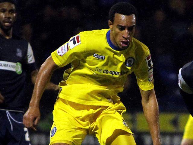 Rhys Bennett: Struck winning goal